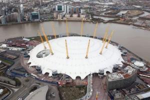 The O2 London