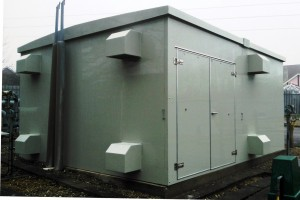 Explosion Relief GRP Housing