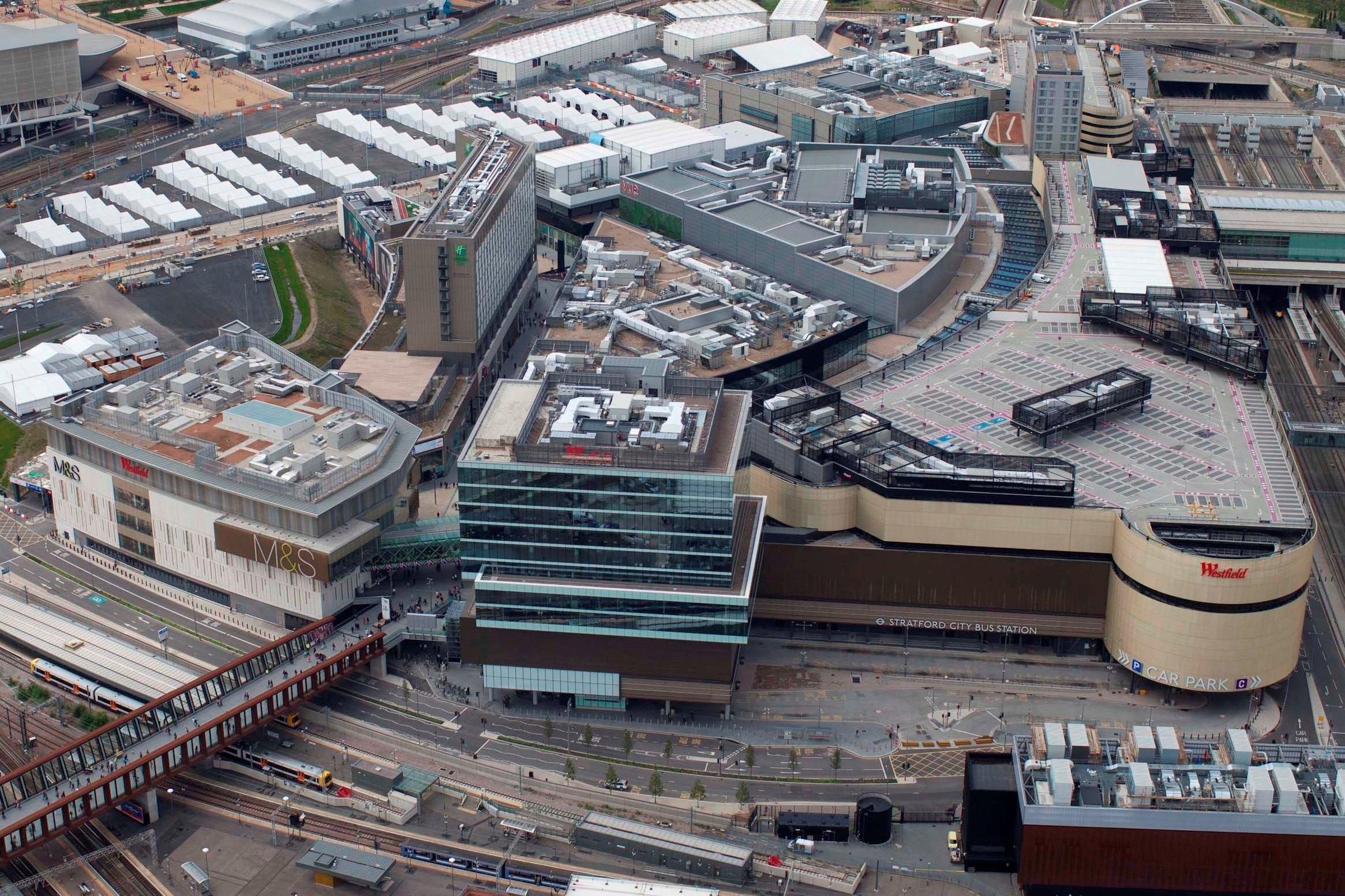 Westfield Shopping Centre - Stratford, London